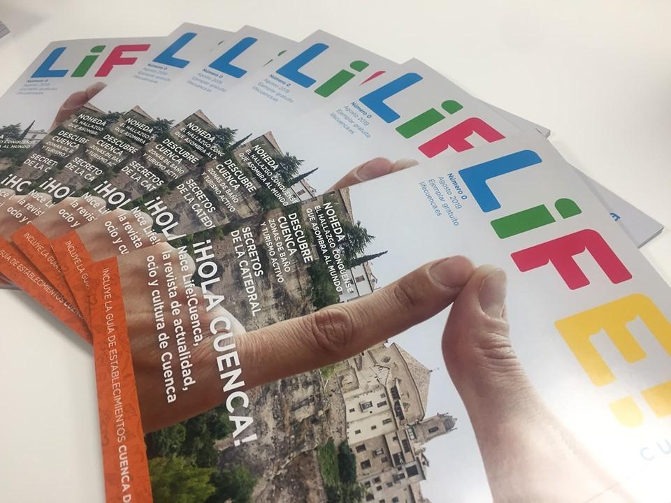 Netvoluciona da vida a la revista Life!Cuenca