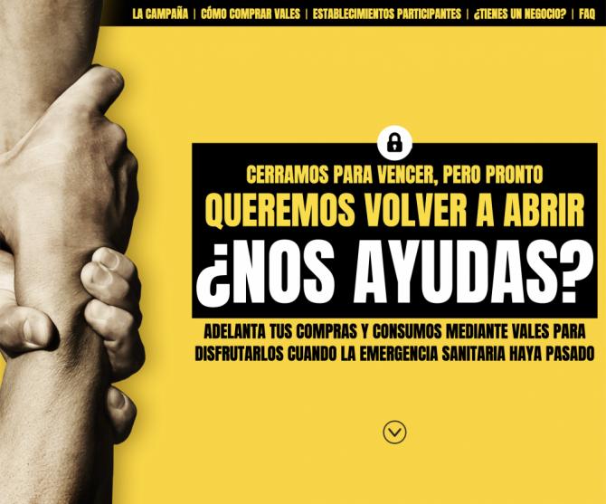 Netvoluciona y La Red Creativa colaboran en la puesta en marcha de una web de apoyo al comercio de Cuenca