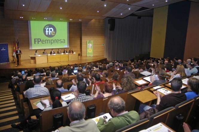 Asistimos a la presentación del programa FP Empresa