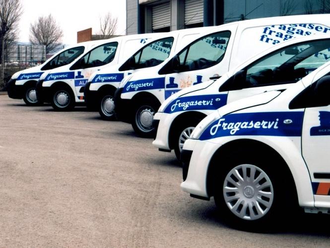 Las empresas Fragaservi y Cyrasa confían en Netvoluciona para la mejora de su estrategia de comunicación online