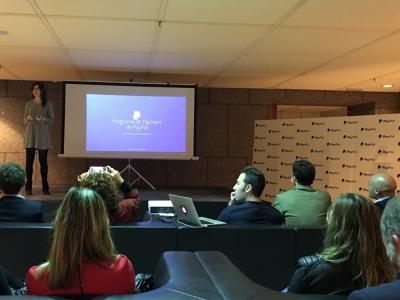 Presentación del nuevo Programa de Partners de Paypal 2018
