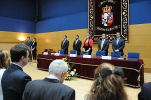 El fundador y gerente de Netvoluciona, José Manuel Hernández, apadrina la promoción 2011/2012 del GISAT