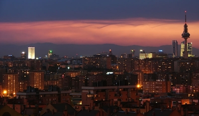 Netvoluciona aterriza en Madrid