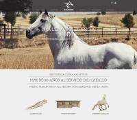Cuadra Mazantinni estrena nueva web corporativa