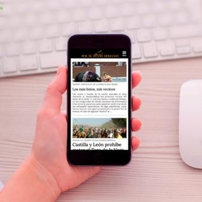 Imagen web App móvil Por el Pitón Derecho