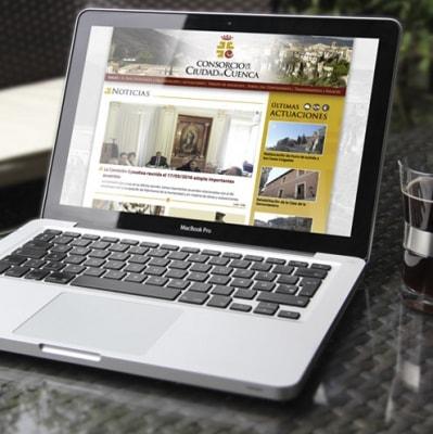 Imagen web Consorcio Ciudad de Cuenca