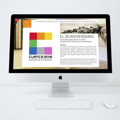 Imagen web Cuenca 20 Aniversario