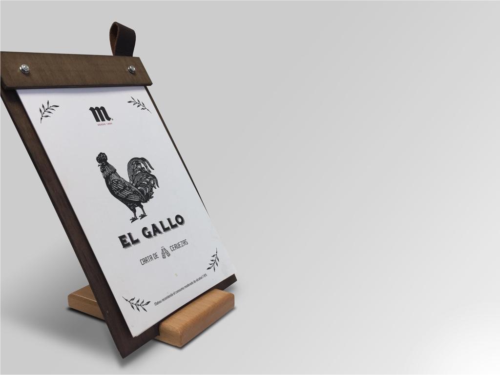 Imagen carta restaurante